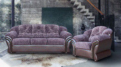 Диван Французские раскладушки Лама-мебель Альтаир (3-х местный)
