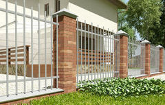Забор Забор МСК Инвест Арт-полимер тип 2