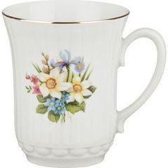 Cesky Porcelan Кружка Весенние цветы 20023/цветы