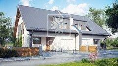 Каркасный дом Каркасный дом Свой Дом Пример 52