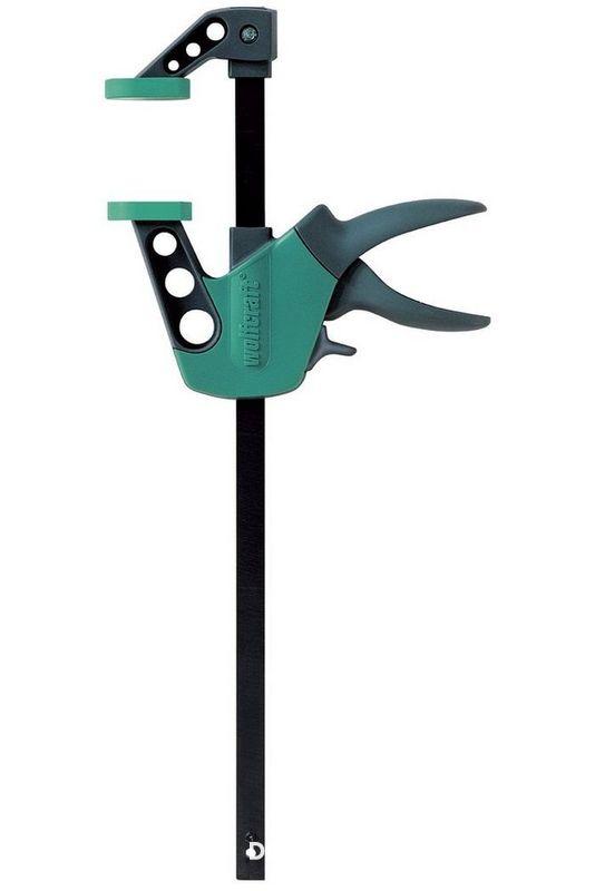 Столярный и слесарный инструмент Wolfcraft Мини-струбцина (3020000) - фото  1 ... f907399650227