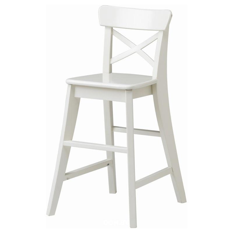 купить детский стул Ikea ингольф 90146456 в минске цены фото