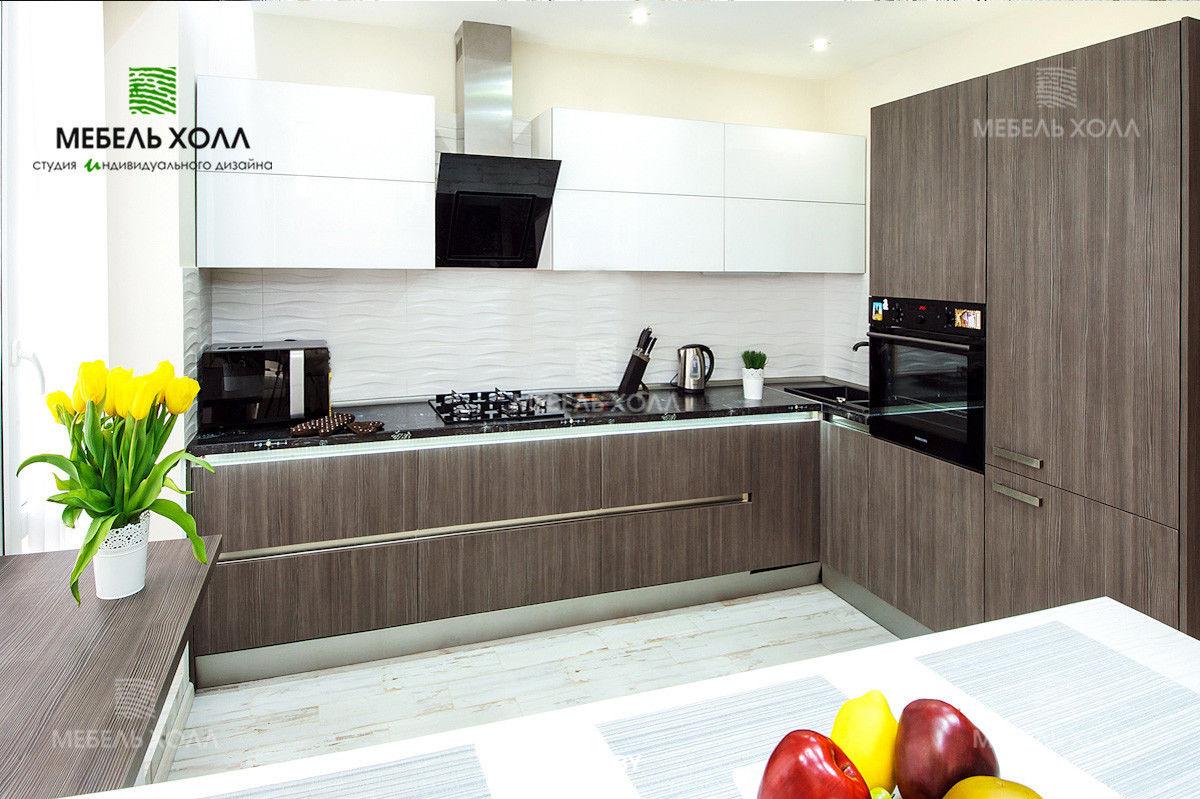 Кухни Компания «Мебель Холл»: философия стильного  интерьера - фото 111353