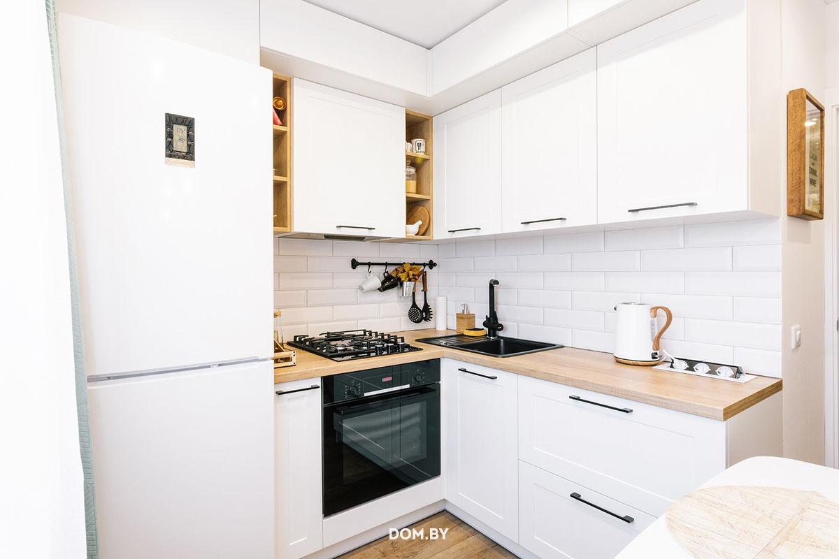 Кухни Компания «Мебель Холл»: философия стильного  интерьера - фото 855973