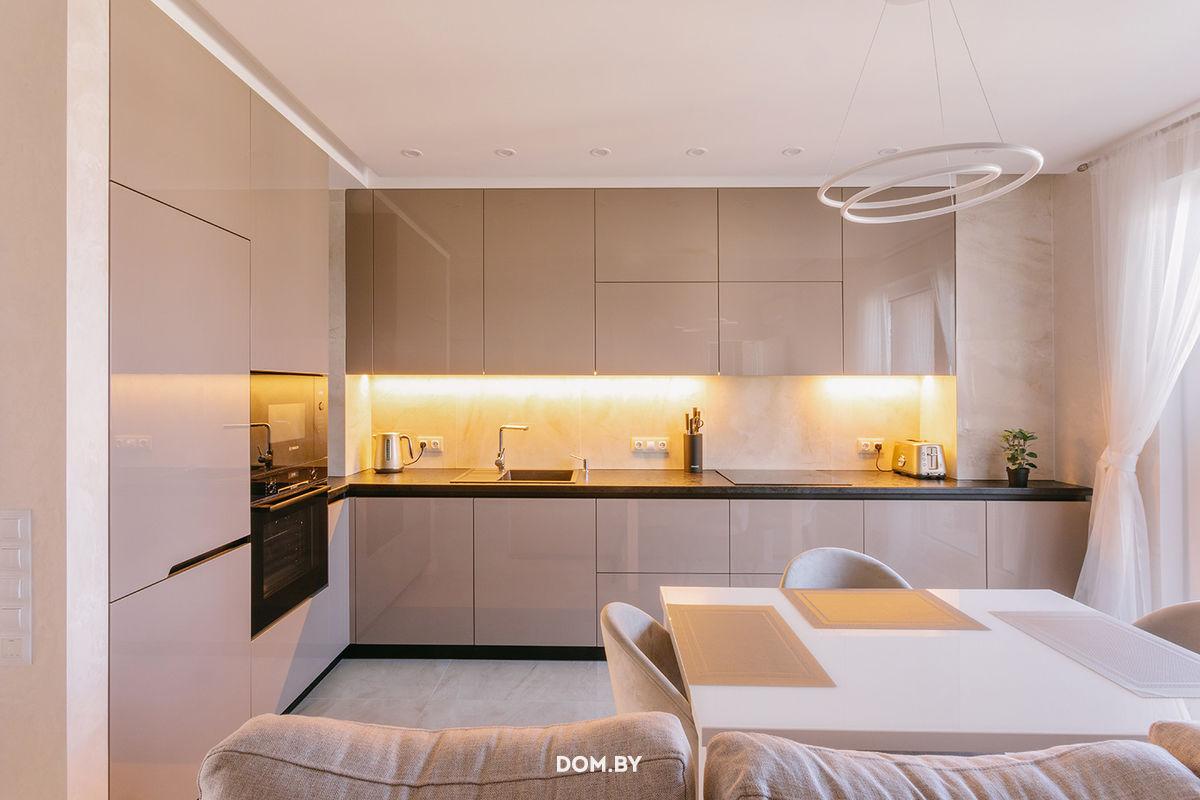 Кухни Компания «Мебель Холл»: философия стильного  интерьера - фото 855963