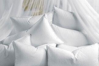 БЫТОВОЕ: Как стирать подушки?