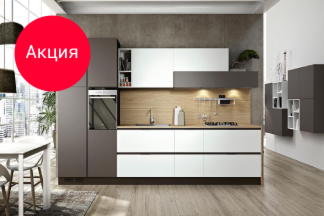При заказе кухни в каталоге «Inter-mebel.by» техника брендов Мир моек и MAUNFELD по оптовым ценам!