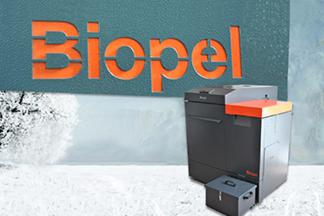 OPOP BIOPEL — пеллетные котлы нового поколения!