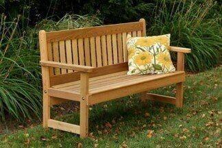 Деревянные скамейки своими руками: несколько оригинальных идей