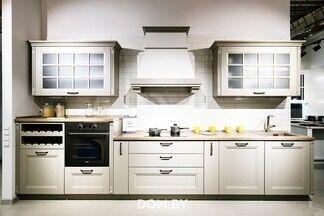 30+ стилей и тенденция накомбинирование. Узнали все о дизайне кухонь в Geos Ideal